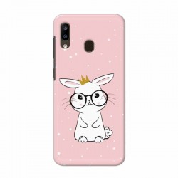 Buy Samsung Galaxy A20 Nerd Rabbit Mobile Phone Covers Online at Craftingcrow.com