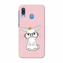 Buy Samsung Galaxy A40 Nerd Rabbit Mobile Phone Covers Online at Craftingcrow.com