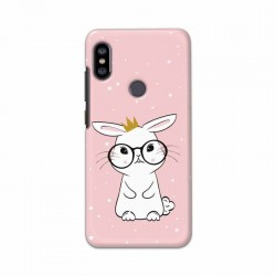 Buy Xiaomi Redmi Note 6 Pro Nerd Rabbit Mobile Phone Covers Online at Craftingcrow.com