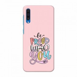 Buy Samsung Galaxy A50 Be Proud Mobile Phone Covers Online at Craftingcrow.com