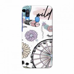 Buy Samsung Galaxy A40 Wild Mobile Phone Covers Online at Craftingcrow.com
