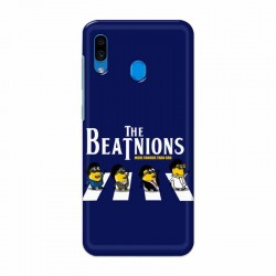 Buy Samsung Galaxy A30 Beatles Minion Mobile Phone Covers Online at Craftingcrow.com