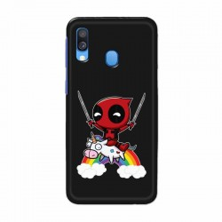 Buy Samsung Galaxy A40 Deadpool Mobile Phone Covers Online at Craftingcrow.com