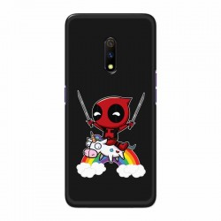 Buy Oppo Realme X Deadpool Mobile Phone Covers Online at Craftingcrow.com