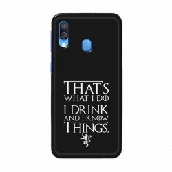 Buy Samsung Galaxy A40 I Drink Mobile Phone Covers Online at Craftingcrow.com