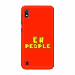 Buy Samsung Galaxy A10 EW People Mobile Phone Covers Online at Craftingcrow.com