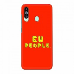 Buy Samsung M40 EW People Mobile Phone Covers Online at Craftingcrow.com