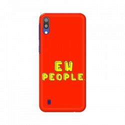 Buy Samsung Galaxy M10 EW People Mobile Phone Covers Online at Craftingcrow.com