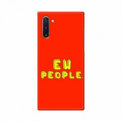 Buy Samsung Galaxy Note 10 EW People Mobile Phone Covers Online at Craftingcrow.com