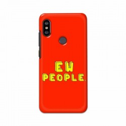 Buy Xiaomi Redmi Note 6 Pro EW People Mobile Phone Covers Online at Craftingcrow.com