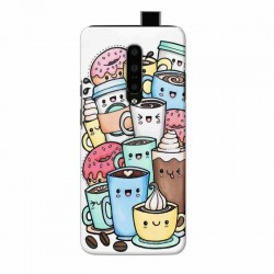 Buy One Plus 7 Pro Kawaii Coffee Mobile Phone Covers Online at Craftingcrow.com