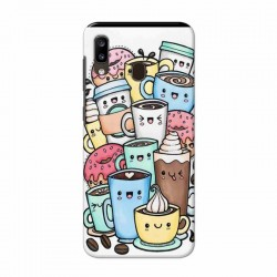 Buy Samsung Galaxy A20 Kawaii Coffee Mobile Phone Covers Online at Craftingcrow.com