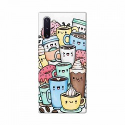 Buy Samsung Galaxy Note 10 Kawaii Coffee Mobile Phone Covers Online at Craftingcrow.com