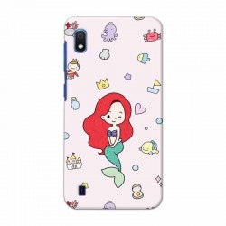 Buy Samsung Galaxy A10 Mermaid Mobile Phone Covers Online at Craftingcrow.com
