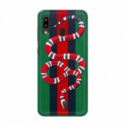 Buy Samsung Galaxy A20 Snake Mobile Phone Covers Online at Craftingcrow.com