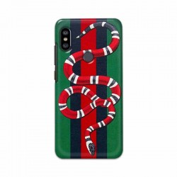 Buy Xiaomi Redmi Note 6 Pro Snake Mobile Phone Covers Online at Craftingcrow.com