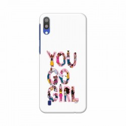 Buy Samsung Galaxy M10 You Go Girl Mobile Phone Covers Online at Craftingcrow.com