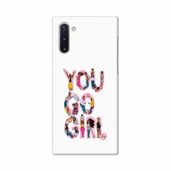 Buy Samsung Galaxy Note 10 You Go Girl Mobile Phone Covers Online at Craftingcrow.com