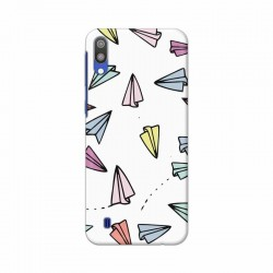 Buy Samsung Galaxy M10 Paper Planes Mobile Phone Covers Online at Craftingcrow.com