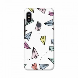 Buy Xiaomi Redmi Note 6 Pro Paper Planes Mobile Phone Covers Online at Craftingcrow.com