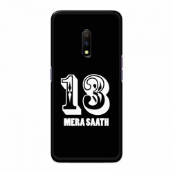 Buy Oppo Realme X 13 Mera Saath Mobile Phone Covers Online at Craftingcrow.com