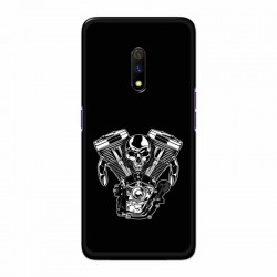 Buy Oppo Realme X Devil Mobile Phone Covers Online at Craftingcrow.com