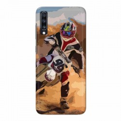 Buy Samsung Galaxy A70 Dirt Race II Mobile Phone Covers Online at Craftingcrow.com