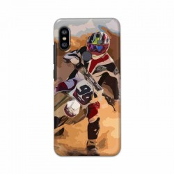 Buy Xiaomi Redmi Note 6 Pro Dirt Race II Mobile Phone Covers Online at Craftingcrow.com