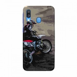 Buy Samsung Galaxy A40 Dirt Race Mobile Phone Covers Online at Craftingcrow.com