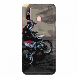Buy Samsung Galaxy A60 Dirt Race Mobile Phone Covers Online at Craftingcrow.com