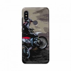 Buy Xiaomi Redmi Note 6 Pro Dirt Race Mobile Phone Covers Online at Craftingcrow.com
