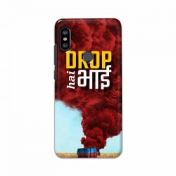 Buy Xiaomi Redmi Note 6 Pro Drop Hai Bhai Mobile Phone Covers Online at Craftingcrow.com