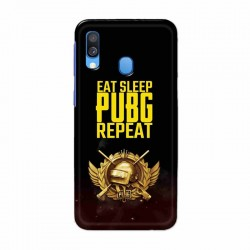 Buy Samsung Galaxy A40 Eat Sleep PUBG Mobile Phone Covers Online at Craftingcrow.com