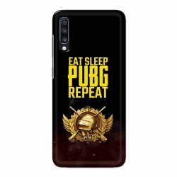 Buy Samsung Galaxy A70 Eat Sleep PUBG Mobile Phone Covers Online at Craftingcrow.com