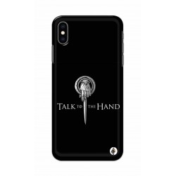 Apple Iphone XS - Talk to the Hand  Image
