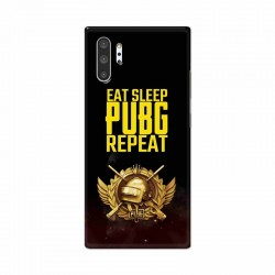 Buy Samsung Galaxy Note 10 Pro Eat Sleep PUBG Mobile Phone Covers Online at Craftingcrow.com