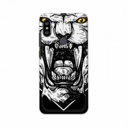 Buy Xiaomi Redmi Note 6 Pro Lion Mobile Phone Covers Online at Craftingcrow.com