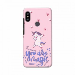 Buy Xiaomi Redmi Note 6 Pro Magic Mobile Phone Covers Online at Craftingcrow.com