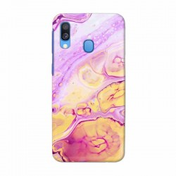 Buy Samsung Galaxy A40 Marbell Mobile Phone Covers Online at Craftingcrow.com