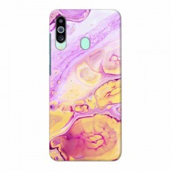 Buy Samsung M40 Marbell Mobile Phone Covers Online at Craftingcrow.com