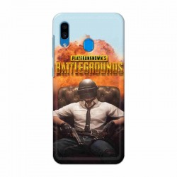Buy Samsung Galaxy A30 Players Unknown BattleGround Mobile Phone Covers Online at Craftingcrow.com