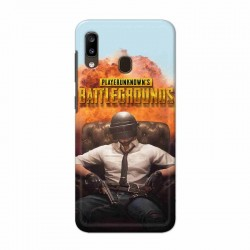 Buy Samsung Galaxy A20 Players Unknown BattleGround Mobile Phone Covers Online at Craftingcrow.com