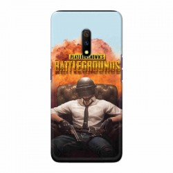 Buy Oppo Realme X Players Unknown BattleGround Mobile Phone Covers Online at Craftingcrow.com