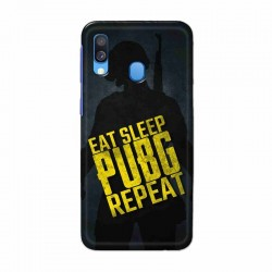 Buy Samsung Galaxy A40 PUBG Repeat Mobile Phone Covers Online at Craftingcrow.com