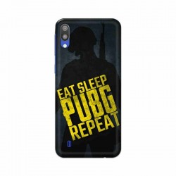 Buy Samsung Galaxy M10 PUBG Repeat Mobile Phone Covers Online at Craftingcrow.com