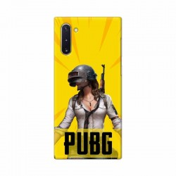 Buy Samsung Galaxy Note 10 PUBG Mobile Phone Covers Online at Craftingcrow.com