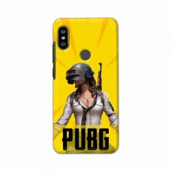 Buy Xiaomi Redmi Note 6 Pro PUBG Mobile Phone Covers Online at Craftingcrow.com