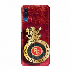 Buy Samsung Galaxy A50 Royal Challengers Mobile Phone Covers Online at Craftingcrow.com