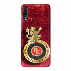 Buy Samsung Galaxy A70 Royal Challengers Mobile Phone Covers Online at Craftingcrow.com