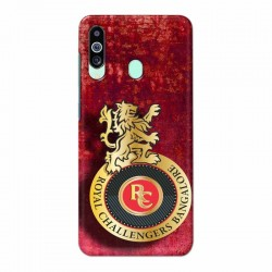 Buy Samsung M40 Royal Challengers Mobile Phone Covers Online at Craftingcrow.com